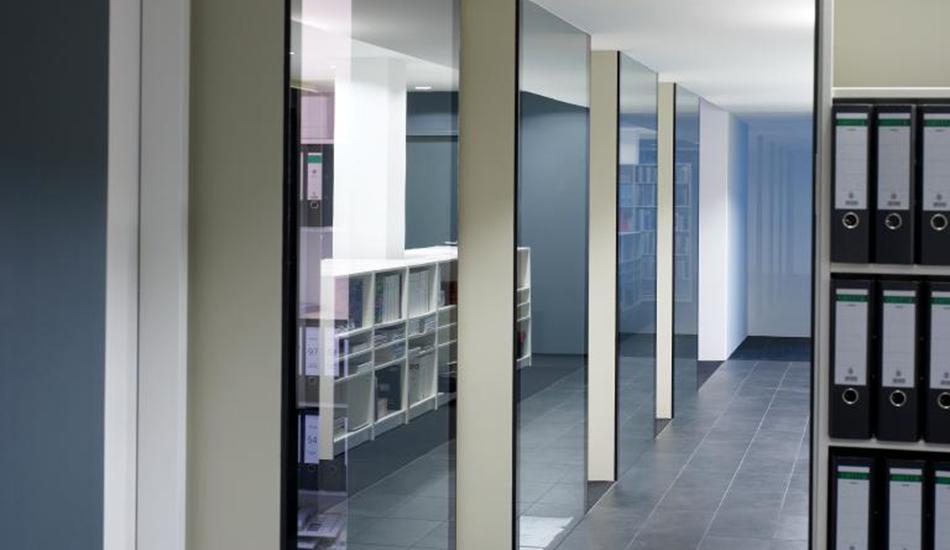 Umgestaltung einer Büroetage (Bild 1)